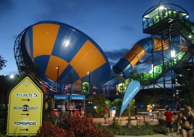 Wet N' Wild Water World